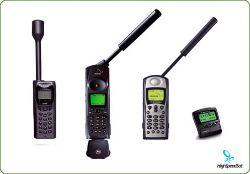 Iridium satellite phones are the the only phones with truly global ...