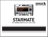 starmate st1 satellite radio from sirius rh highspeedsat com Sirius Radio Vehicle Kit Sirius Radio Vehicle Kit